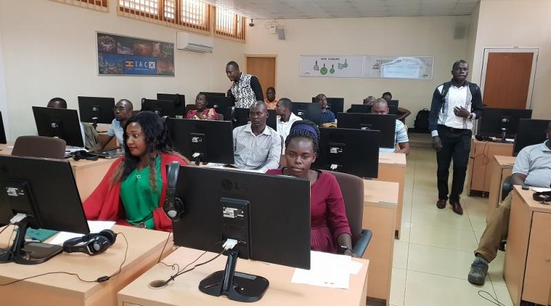 training on digital communication